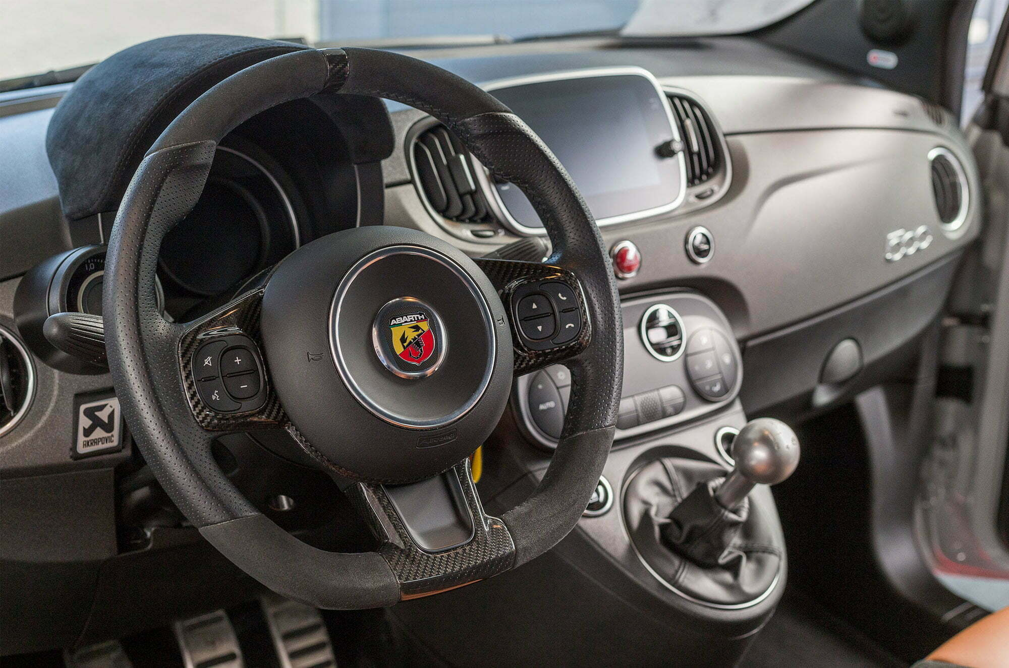 Fiat Abarth Dealer
